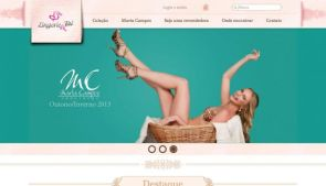 Website - Lingerie e Tal